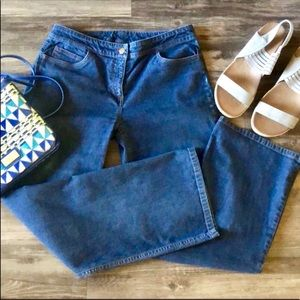 Eileen Fisher Straight Leg Jeans Size PS